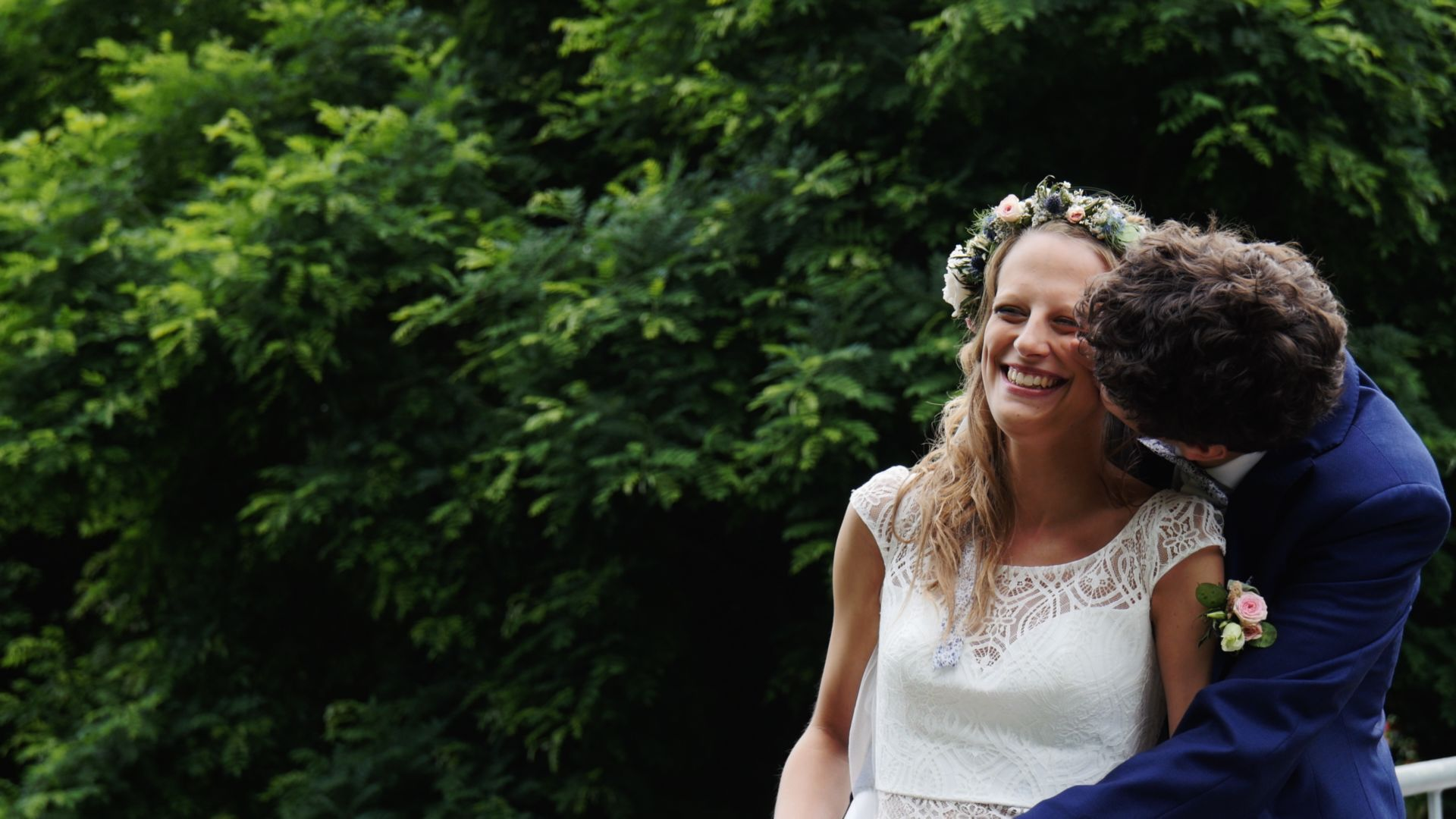 vidéaste mariage chateau de Bourgogne