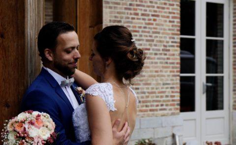 vidéo mariage château de Morbecque