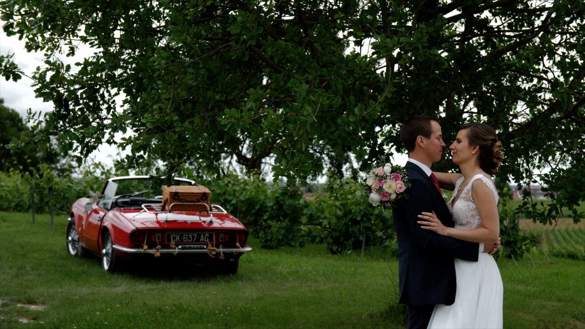 Vidéo mariage Marne