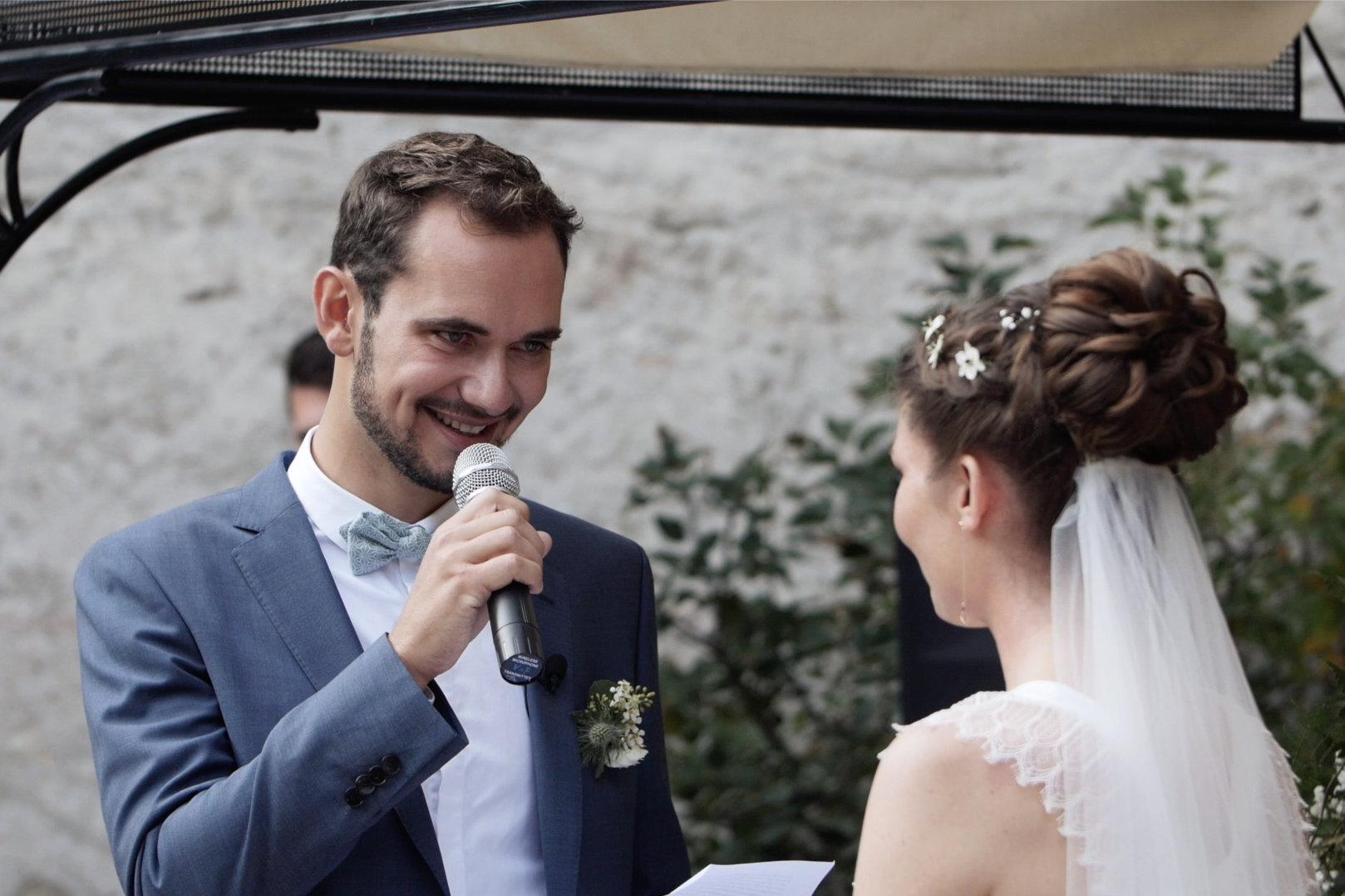 La lumière de mariage