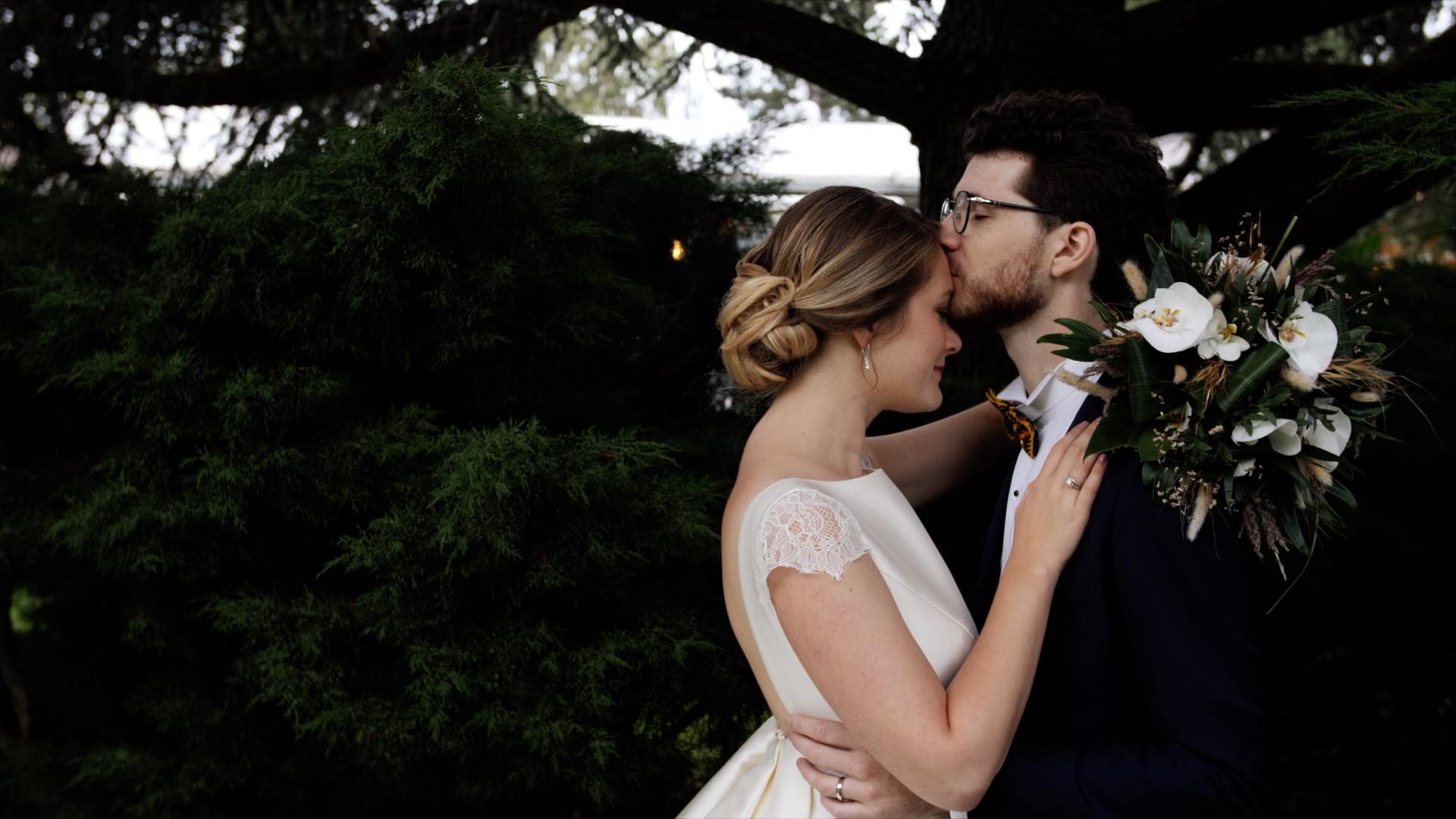 Contact vidéaste mariage